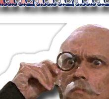 The Monopoly Man Sticker