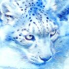 Spirit of the Snow Leopard by midnightdreamer