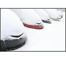 Winter smiles Photographic Print