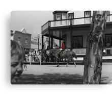 Our Heritage Canvas Print