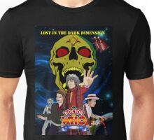 Doctor Who Lost in the dark dimension Unisex T-Shirt