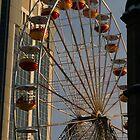 The Big Wheel in Blackburn by RichardJohns