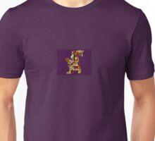Mayan Man - Sacrificial Heart Unisex T-Shirt
