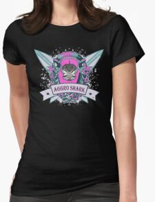 Heratige Aggro Womens Fitted T-Shirt