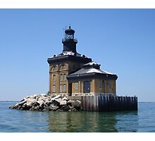 Toledo Lighthouse Photographic Print