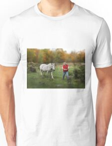 Hornless Unicorn Unisex T-Shirt