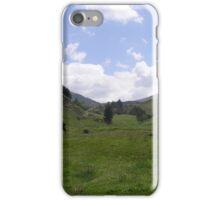 an exciting Ecuador landscape iPhone Case/Skin