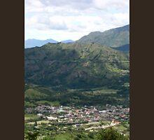 an amazing Ecuador landscape Unisex T-Shirt