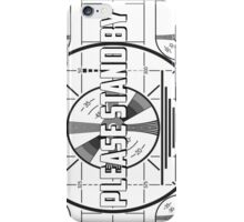 Fallout 4 /-Please Stand By-\ Phone Cover iPhone Case/Skin