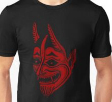 japanese traditional tattoo satan Unisex T-Shirt