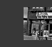 """Gatlinburg, Tennessee Series, #5, 'The Old Timey Photo Shop, 4th Picture'""... prints and products  by © Bob Hall"
