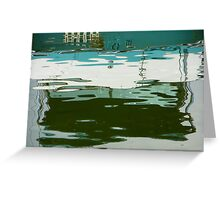 Nautical Impressions Greeting Card
