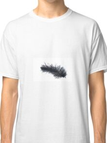 Black feather Classic T-Shirt