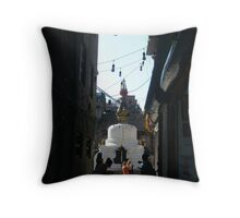 A Piece of Divinity Throw Pillow