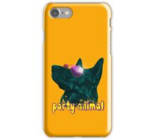 Party Animal iPhone Case/Skin