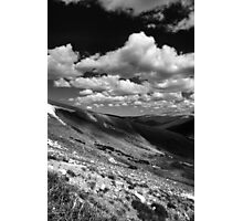 The Ridgeline Photographic Print