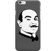 Hercules Poirot. iPhone Case/Skin