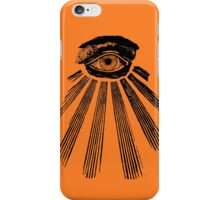The All Seeing Eye. iPhone Case/Skin