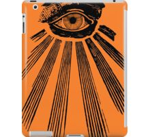 The All Seeing Eye. iPad Case/Skin