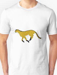 Cheetah Run tee T-Shirt