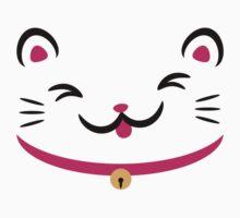 Silly Kitty Kids Tee