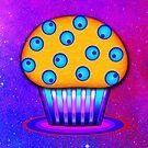 Cosmic Blueberry Muffin by Mystikka