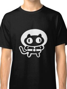 Cookie Cat - Black & White, design only Classic T-Shirt