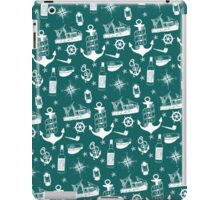 Old Sea Dog iPad Case/Skin