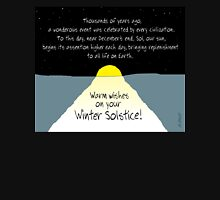 Warm Wishes on Your Winter Solstice! T-Shirt