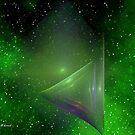 Apophysis IN Space by Dean Warwick
