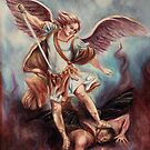 Archangel Michael by Sarah  Mac