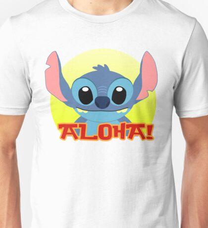 Aloha! Stitch Unisex T-Shirt