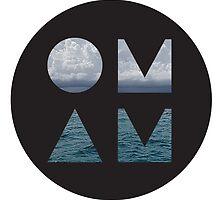 Of Monsters & Men Ocean Design by HBgraphics