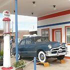 1950 Ford Deluxe 'Tudor'. by Mywildscapepics