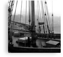 Ship Details  Canvas Print