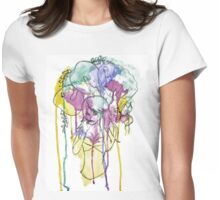 Naturalist Womens Fitted T-Shirt