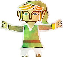 Link Pinned up by Renagadez