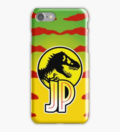 JP SAFARI GEAR iPhone Case/Skin