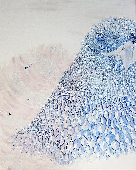 Blue bird by toggle-e