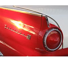 Georges 57 Ford Fairlane Photographic Print