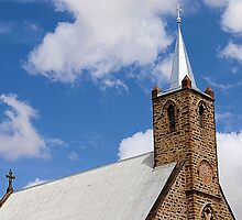 Church  Steeple by liaimages