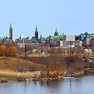 Parliament Hill - Ottawa by Jim Cumming