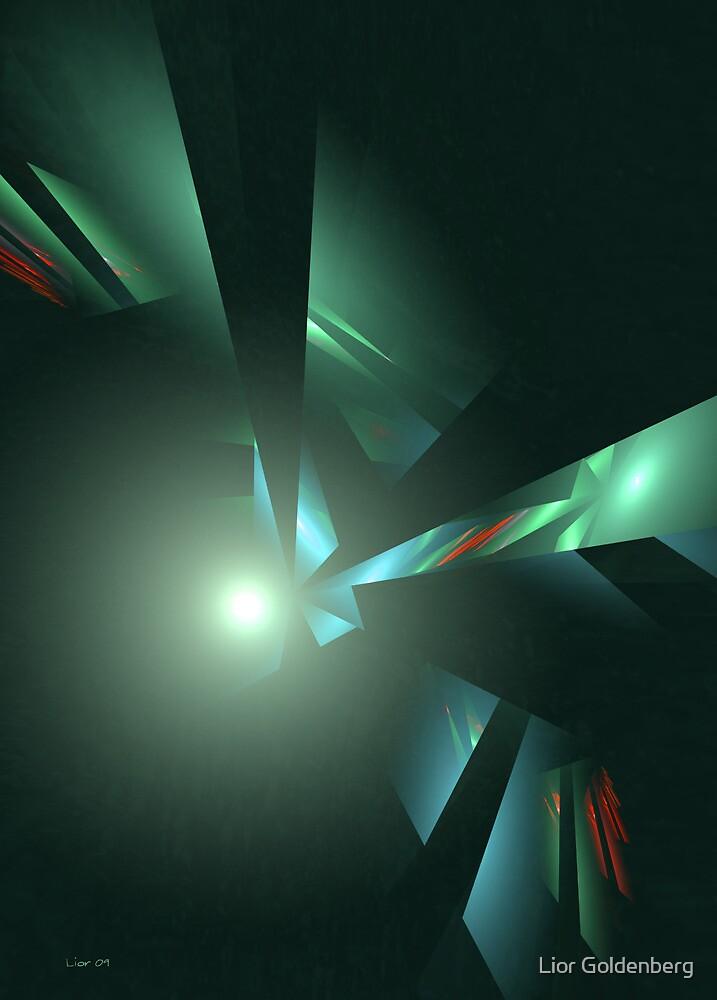 New horizon by Lior Goldenberg