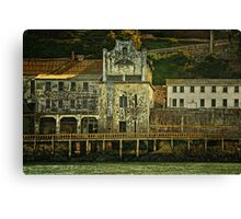 Alcatraz Island Series #2 Canvas Print