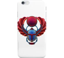 Colorful Egyptian Scarab iPhone Case/Skin