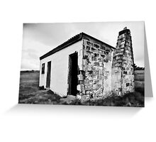 Loan Cottage Greeting Card