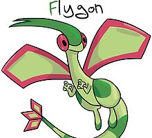 F for Flygon by metalpika