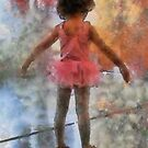 Childhood Memories - Dancing Lessons by Bunny Clarke