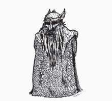 THOR - Viking God of Thunder One Piece - Short Sleeve