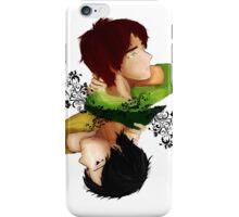 Eren x Levi Mirror Design iPhone Case/Skin